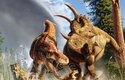 Dinosauři Daspletosauři nebyli jen lovci rohatých býložravých ceratopsů, ale také kanibalové
