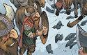Cesta přes ledovec sloužila pastevcům a obchodníkům