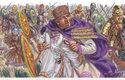 Císař Maximus se pokusil před Vandaly z Říma utéct, ale byl zabit vlastními vojáky
