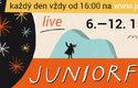 Juniorfest se letos přesouvá do online prostoru