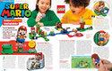 Super Mario se vydal do světa kostiček! Víc prozradí časopis ABC č. 24/2020