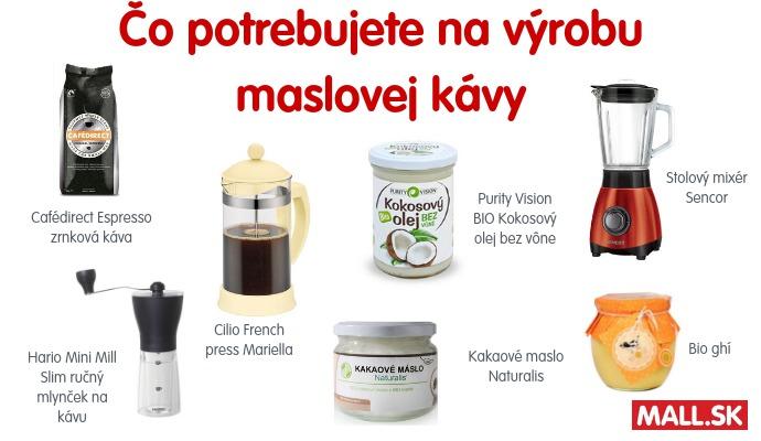 Maslová káva sa nazýva aj Bulletproof coffee, pretože po jej vypití vás nič nedostane.
