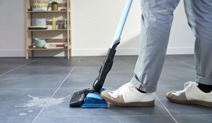 Vďaka vysávačom 3 v 1 sa zbavíte ďalších domácich spotrebičov – mop aj vysávač (tyčový alebo ručný) budete mať pohromade. Umývacie vankúšiky mopu potom iba vyperiete v práčke a môžete nabudúce umývať znovu.