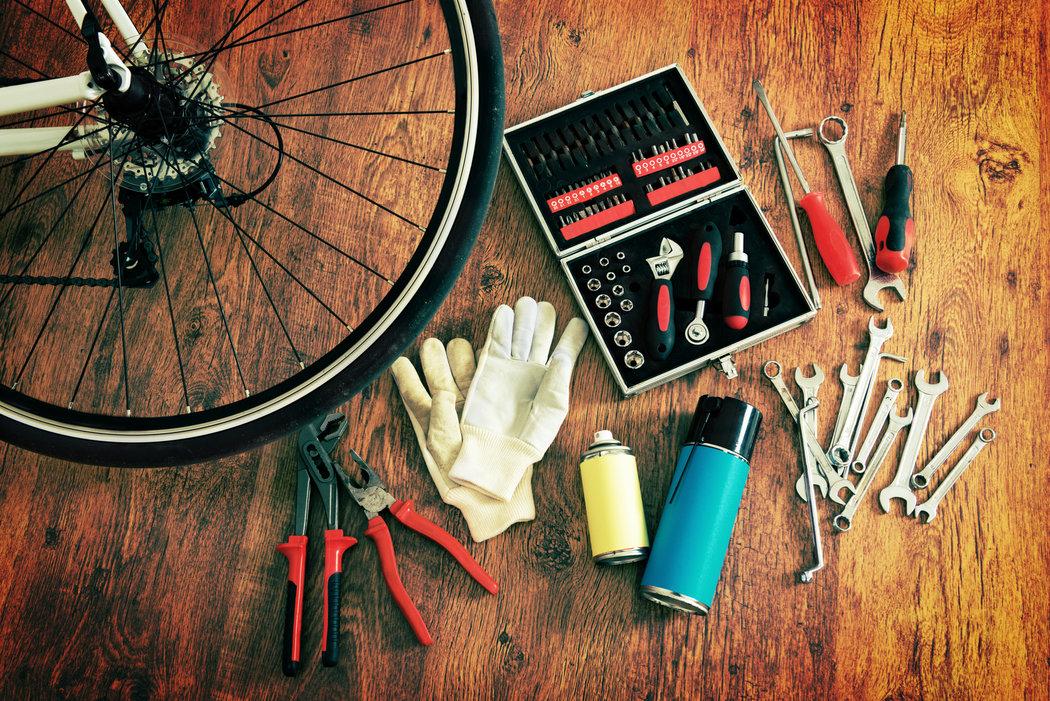 Chýba vám výbava na údržu bicykla? Na MALL.SK nájdete všetko.