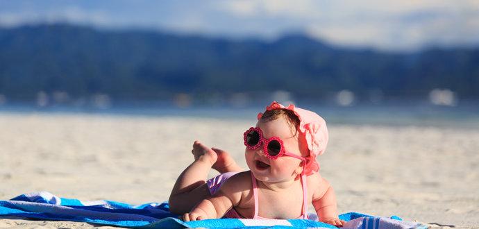 Pripravte sa na dovolenku s bábätkom