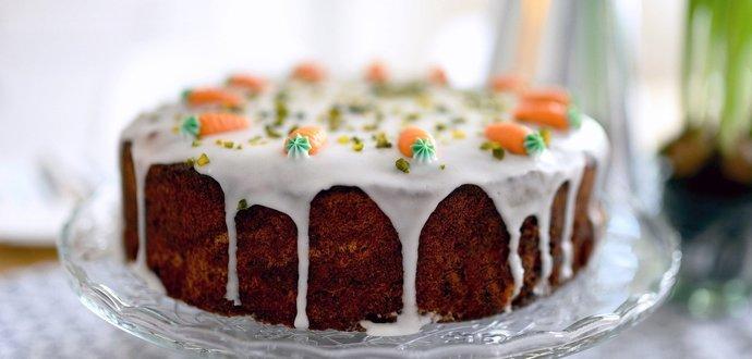 Recept na mrkvový koláč: upečte si netradičnú veľkonočnú pochúťku