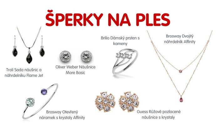 Šperky slaďte se zbytkem outfitu i mezi sebou a nikdy nekombinujte zlato a stříbro.
