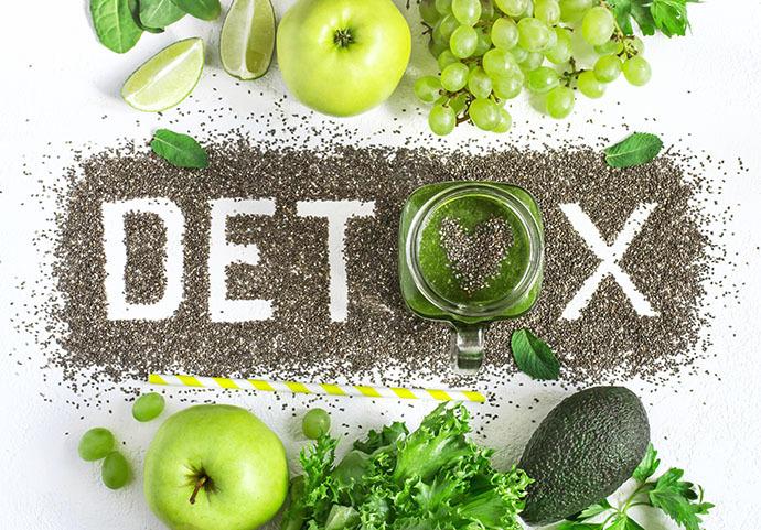 Detox je hlavně o očištění organismu