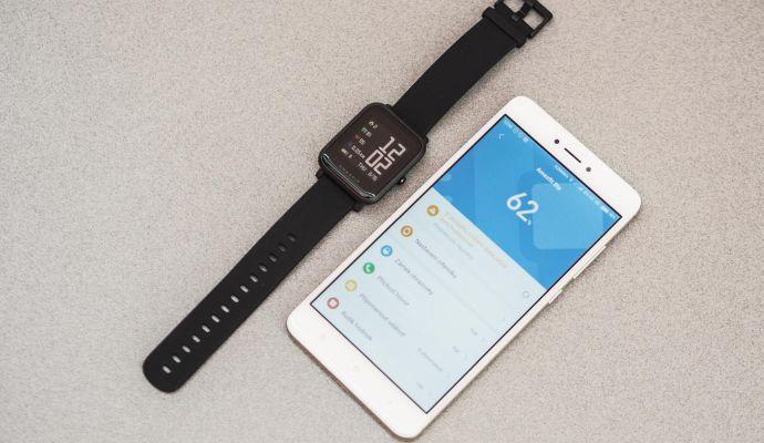 V mobilní aplikaci Mi Fit máte data z hodinek pěkně pohromadě.