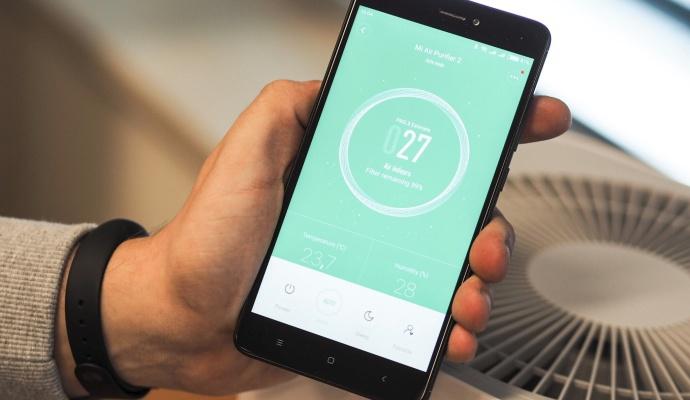 Aplikace Mi Home funguje pro operační systém Android i iOS.