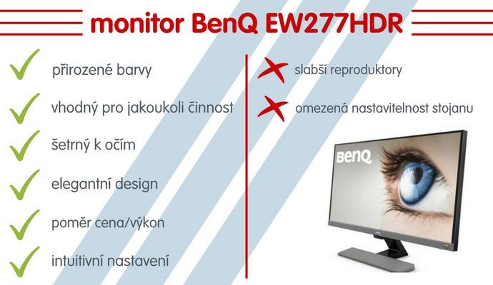 Monitor oceníte v práci, při pouštění filmů i hraní videoher.