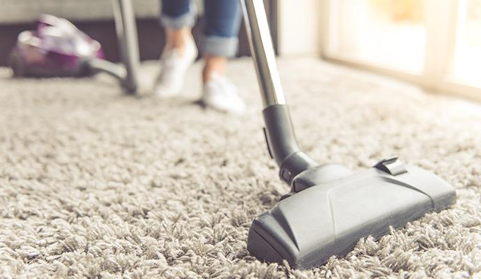 V běžné domácnosti stačí vysávat 1× týdně. Pokud máte psy nebo kočky, vrhněte se na úklid častěji.