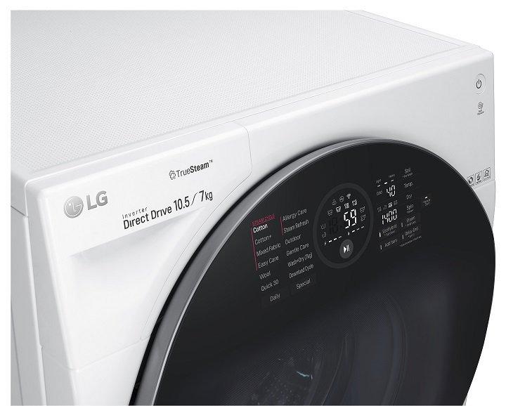 I praní prádla lze snadno uzpůsobit tak, aby se snížila spotřeba energií.
