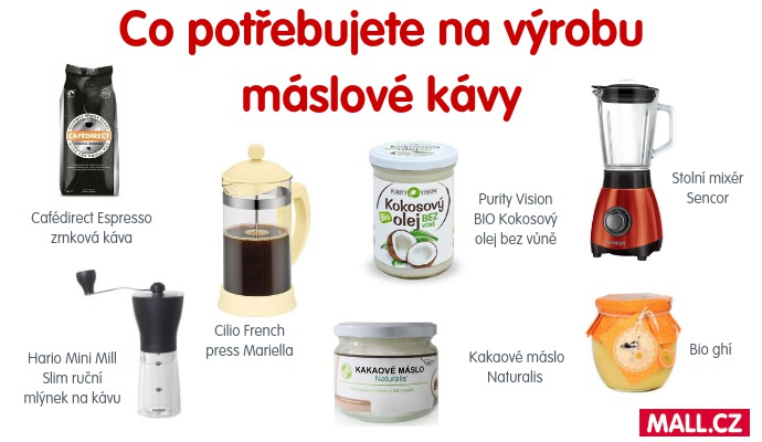Máslové kávě se také říká Bulletproof coffee, protože po jejím vypití vás nic nedostane.