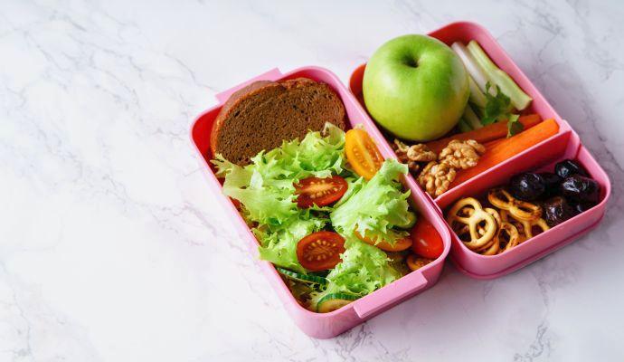 V krabičkách můžete přepravovat snídani, svačinu i oběd.