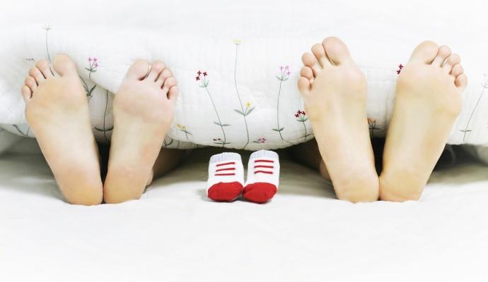 Abyste se miminka dočkali, připravujte se na těhotenství spolu s partnerem.