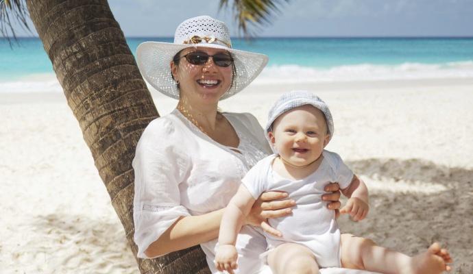 Zvolte pečlivě destinaci i čas, kdy na dovolenou vyrazíte. V červenci byste třeba do Itálie přijeli v těch největších vedrech a vaše dítko by se trápilo.