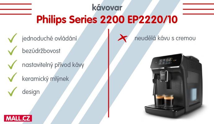 Kávovar Philips nás uchvátil svou jednoduchostí a nenáročností údržby. Pokud se nespokojíte s průměrnou kávou, je pro vás tento kávovar správná volba.