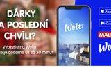 MALL.cz doručí dárky na poslední chvíli v Praze za 30 minut
