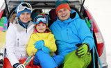 Vybavte sebe i děti na hory. Radíme, co a jak sbalit na lyžovačku