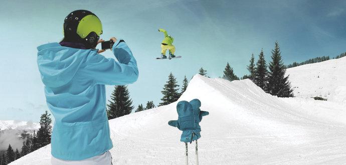 Jak zabavit děti na horách?