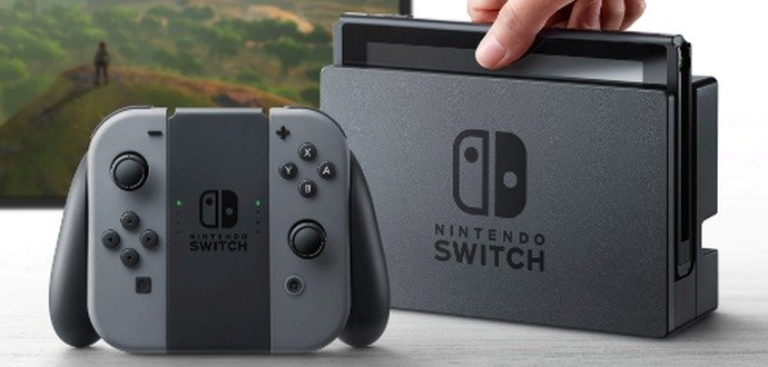 Nintendo Switch: skvělá hybridní konzole, která trpí drobnými neduhy