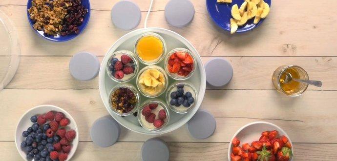 VIDEOTIP: Připravte si doma lahodný a zdravý jogurt!