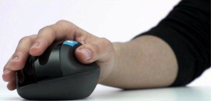 Myš Microsoft Sculpt Ergonomic: zapomeňte na bolest v zápěstí