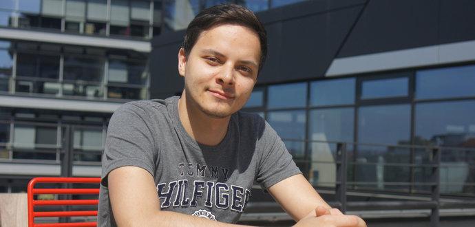 Pro vybudování kariéry je důležité se nebát, říká Patrik Svoboda ze zákaznického oddělení