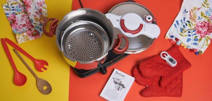 Recenze Tefal Clipso Minut Perfect: tlakový hrnec, se kterým vaření nikdy nebude výbuch