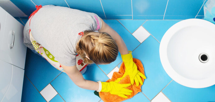 Zbavte se rybenek v koupelně: pomůžou zásoby z domácí spíže