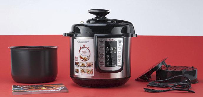 Recenze multifunkčního hrnce Tefal: zkrátí dobu vaření klidně i na třetinu