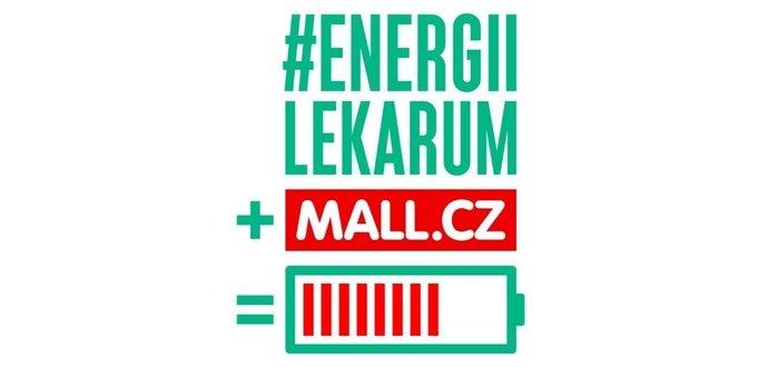 Připojili jsme se k iniciativě #ENERGIILEKARUM, abychom společně dodali ještě více síly hrdinům vprvní linii