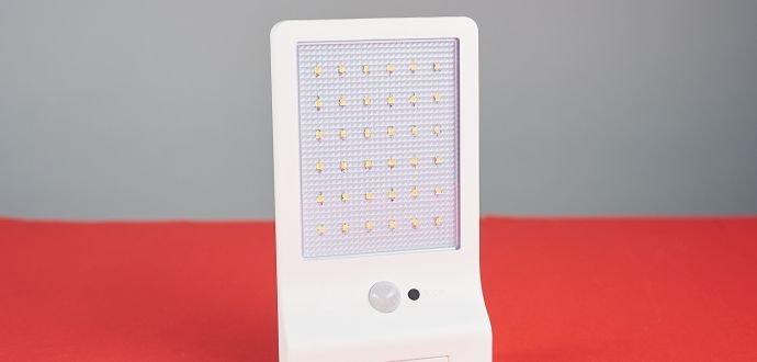 Recenze svítidla LEDVANCE: chytré osvětlení se solárním panelem za pár stovek