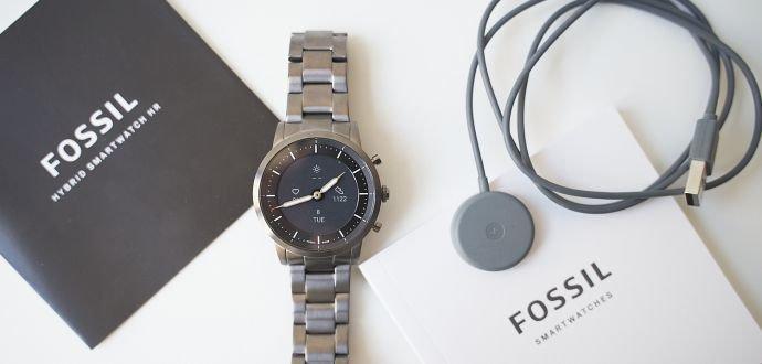 Recenze: chytré hodinky Fossil Hybrid Watch