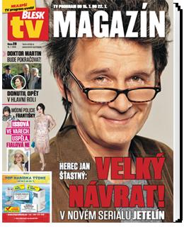 Blesk magazín TV