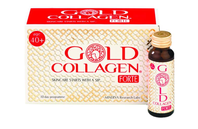 Doplňky stravy Gold Collagen Forte
