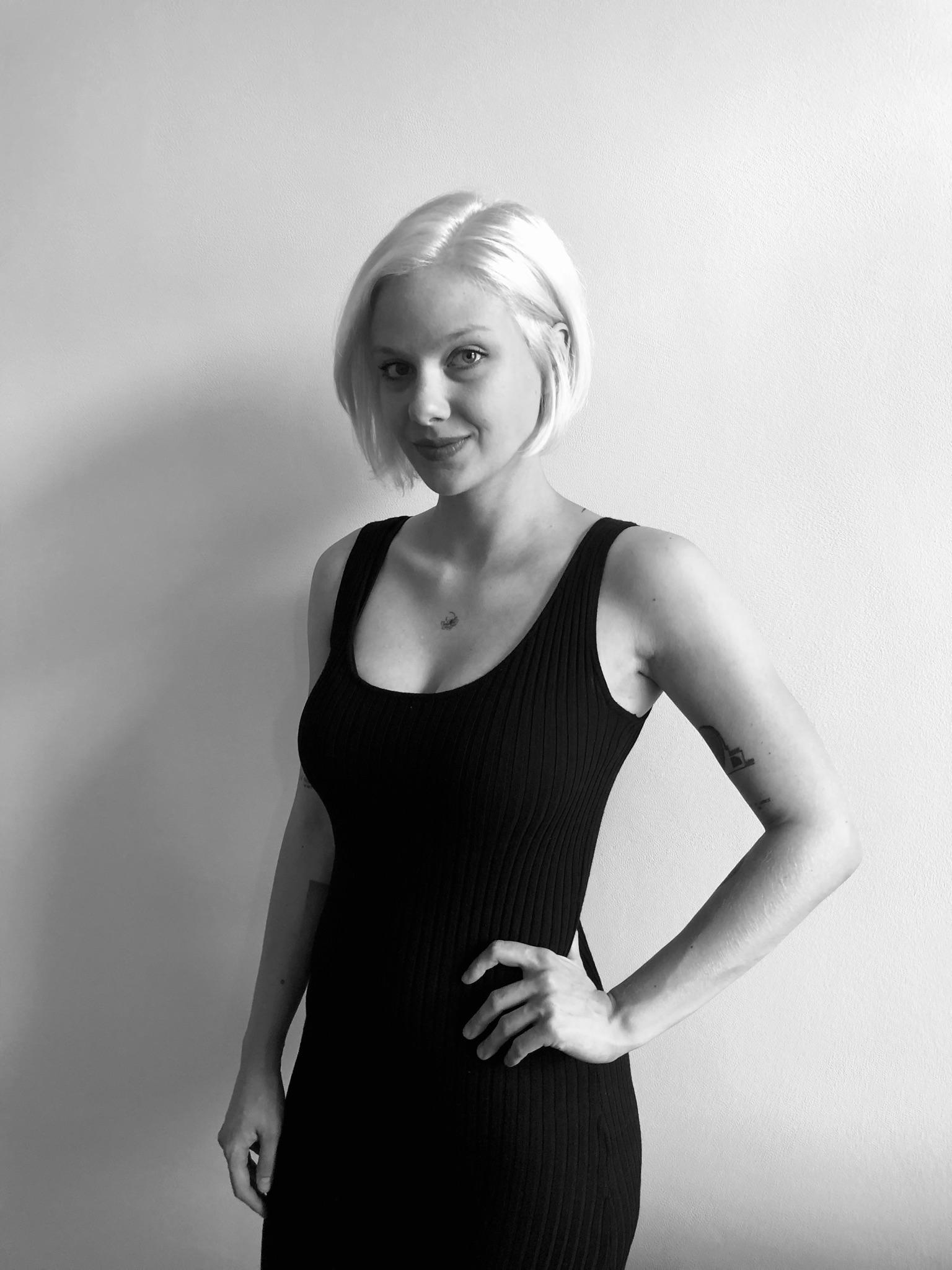 Kateřina Horáková, autor článku