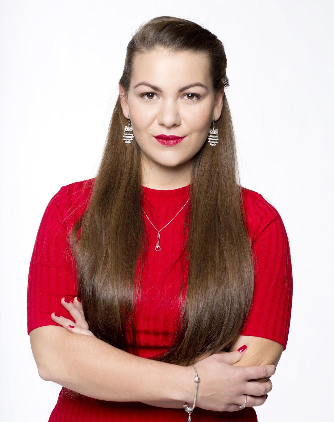 Marie Šilhová, autor článku
