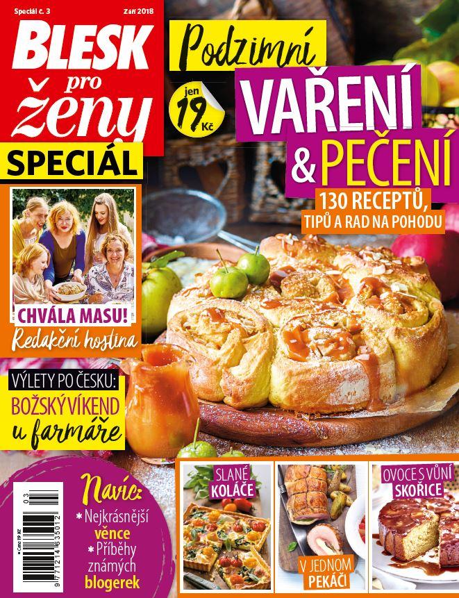 Podzimní pečení a vaření