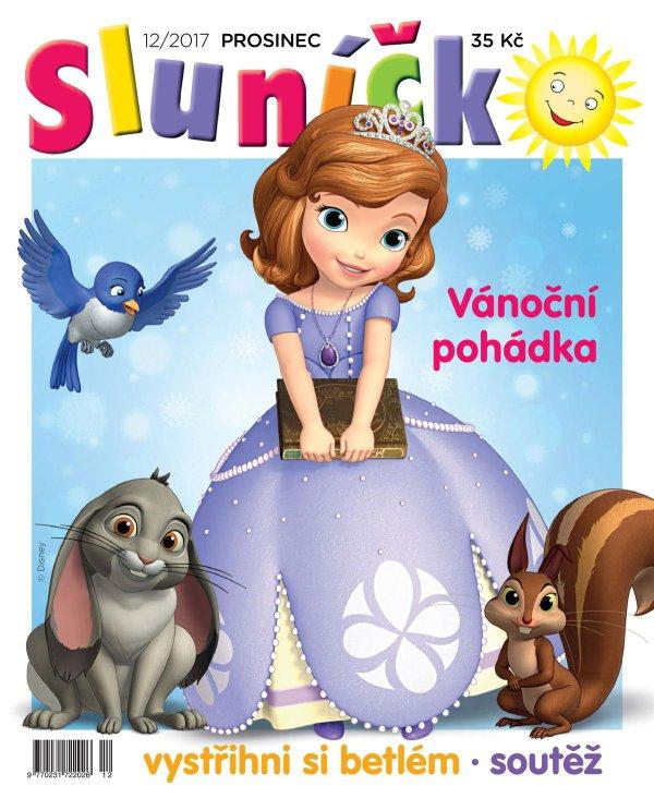 Sluníčko s DVD